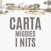 portada menu carta migdies nits 2